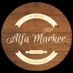 Panaderia alfa marker