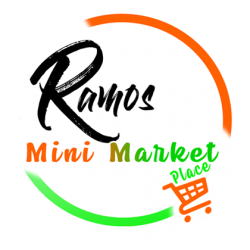 Logo mini market ramos creationweb