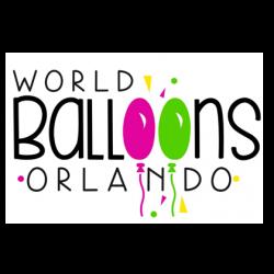World Balloons Orlando diseño de tienda online